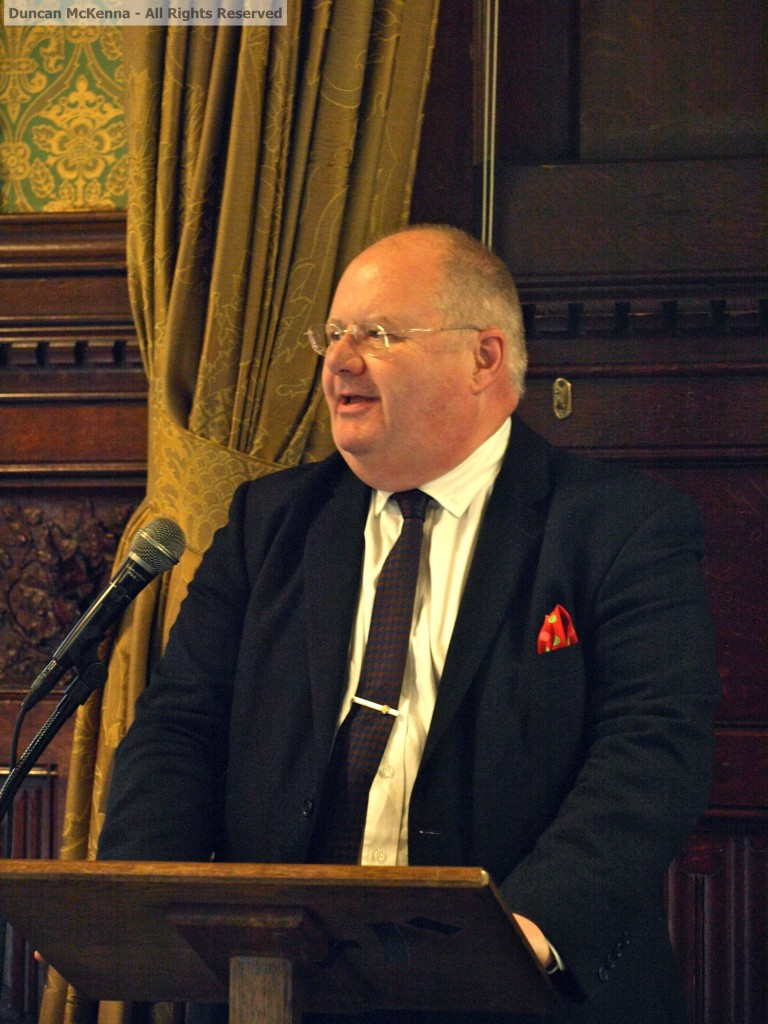 Inaugural address by Rt. Hon Eric Pickles MP, Secretary of State for Communities and Local Government